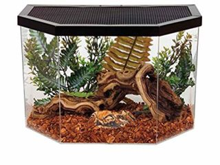 2.	KollerCraft Flat-Backed Reptile Habitat